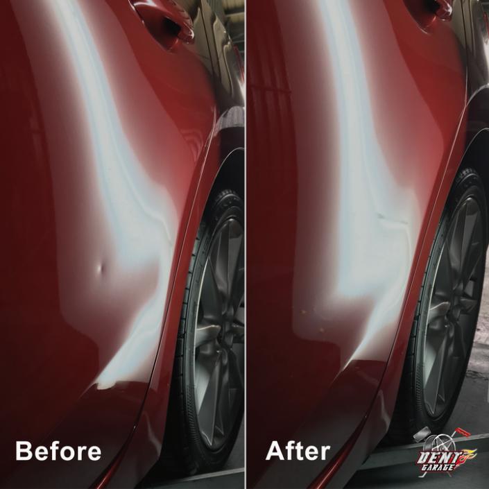 車門凹痕修復